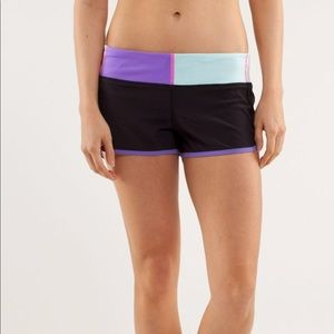 Lululemon Run Speed short size 6